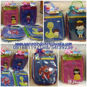 Art Case Bordir Tema Bebas