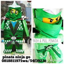 Pinata Ninja Go 3D