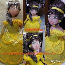 Pinata Personalized Belle Beauty and The Beast 3D