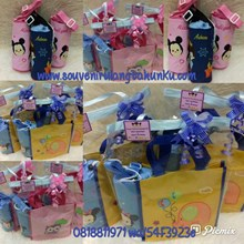 Cover Bottle dan Tote Bag tambah Wrapping
