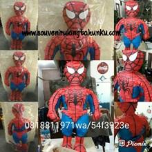 Pinata Personalized Spiderman 3D