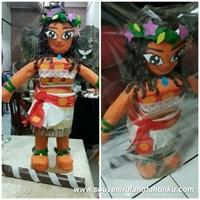 Pinata Personalized Moana 3D