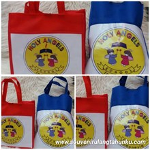 Tas Spunbond Tema Holy Angel