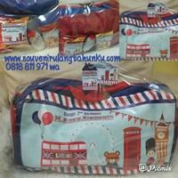 Travel Bag dan Snack Tema London 2 1