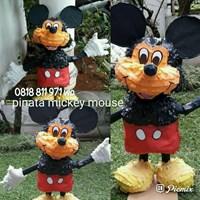 Souvenir Pinata Personalized Mickey Mouse 3D