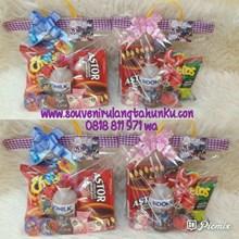 Souvenir Aneka Snack 7 Macam dan Wrapping