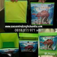 Souvenir Toy Box Uk 20x20