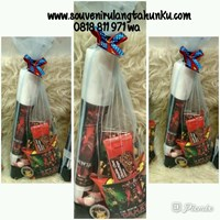 Long Umbrella Souvenir and Snack 5 Kinds of Ninja Go Theme
