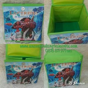 Souvenir Toy Box Uk 20x20 Tema Moana