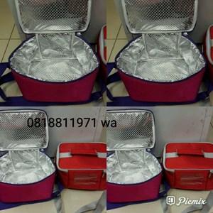 Souvenir Tas Lunchbox Alumunium Foil