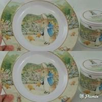 Souvenir Plate and Melamine Mug