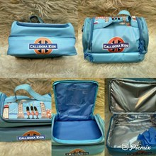 NEW Souvenir Tas Lunchbox with Alumunium Foil