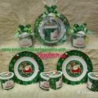 Souvenir Piring dan Mug Melamin Printing 1