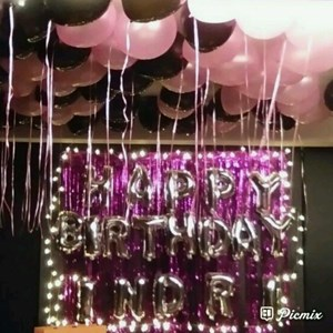 Balloon Decoration Services etc