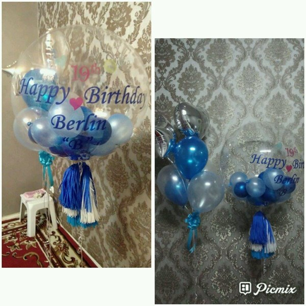 Jasa Dekorasi Balon Gate dll