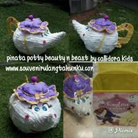 Souvenir Pinata Mrs Teapot 3D Personalized