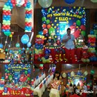 Angello's Birthday Party by Callidora Party Planner Paket Silver 3