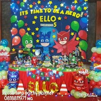 Angello's Birthday Party by Callidora Party Planner Paket Silver
