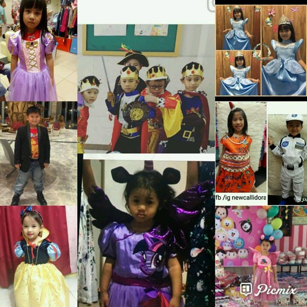 Selling A Variety Of Birthday Costume