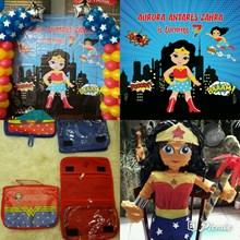Souvenir Pinata Wonder Woman