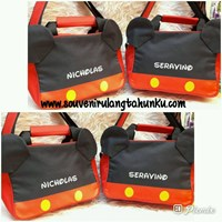 NEW Souvenir Tas Les Personalized