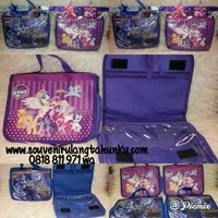 Souvenir Tas Toiletries Tema Little Pony