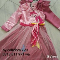 Kostum Gamis Little Pony