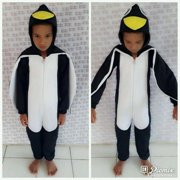 Kostum Pinguin