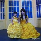 Kostum Belle 1