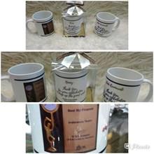 Souvenir mug tema