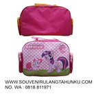 Souvenir litle pony pink  travel bag mini foam 1