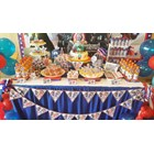 mis Captain amerika desert table /captain amerika party 4