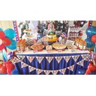 mis Captain amerika desert table /captain amerika party 1