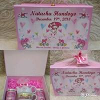 Souvenir souvenir  tdd box koper baby teko susun baby toples 2pc