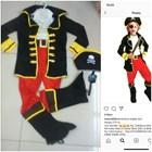 Souvenir Kostum Bajak Laut 1