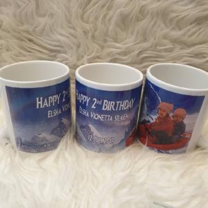 Dari Souvenir ulang tahun mug handuk snack 0