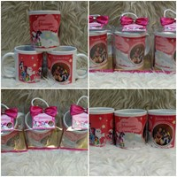 Souvenir Mug kotak little pony
