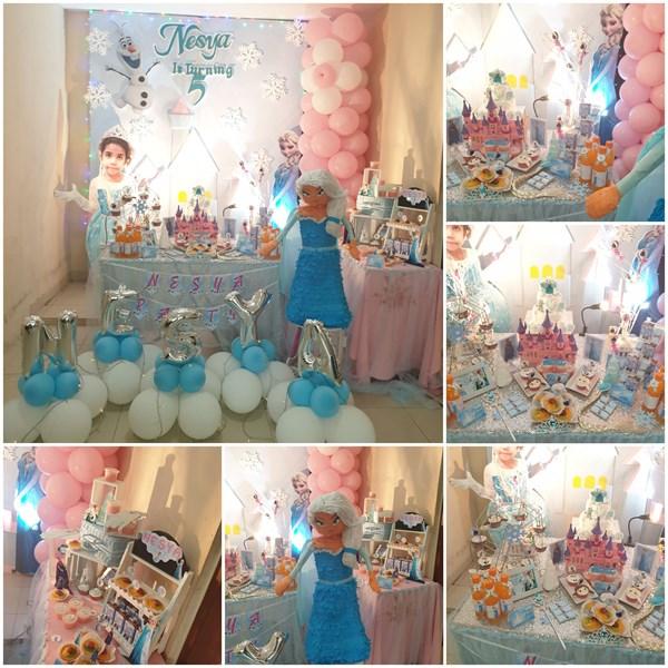 Pesta Ulang Tahun by Callidora Kids - Paket Gold