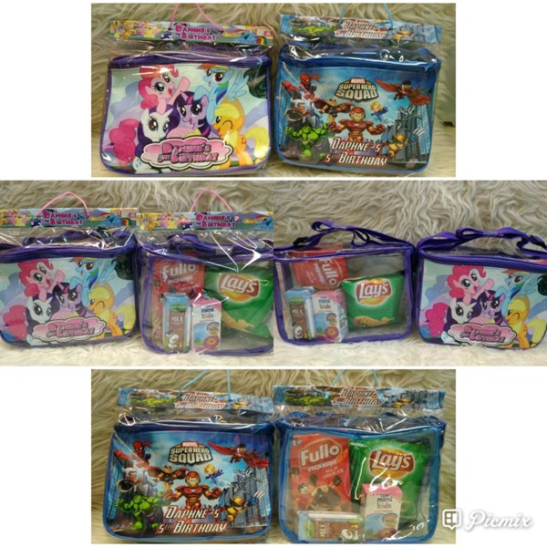 Tas Lunch box mika custom souvenir