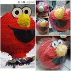 Elmo's Birthday Pinata 1