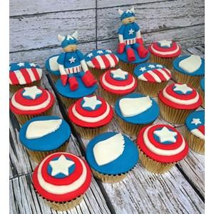 Tema Captain America