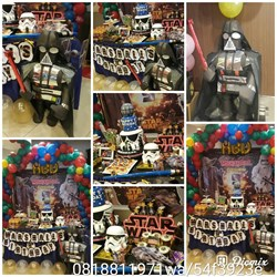 Starwars Desert Table By Callidora Kids