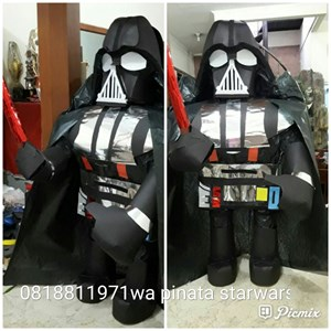 Paket Ulang Tahun Star Wars