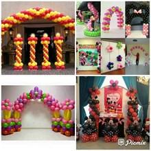 Dekor Balon Gate