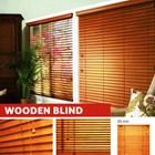 WOODEN BLIND 3