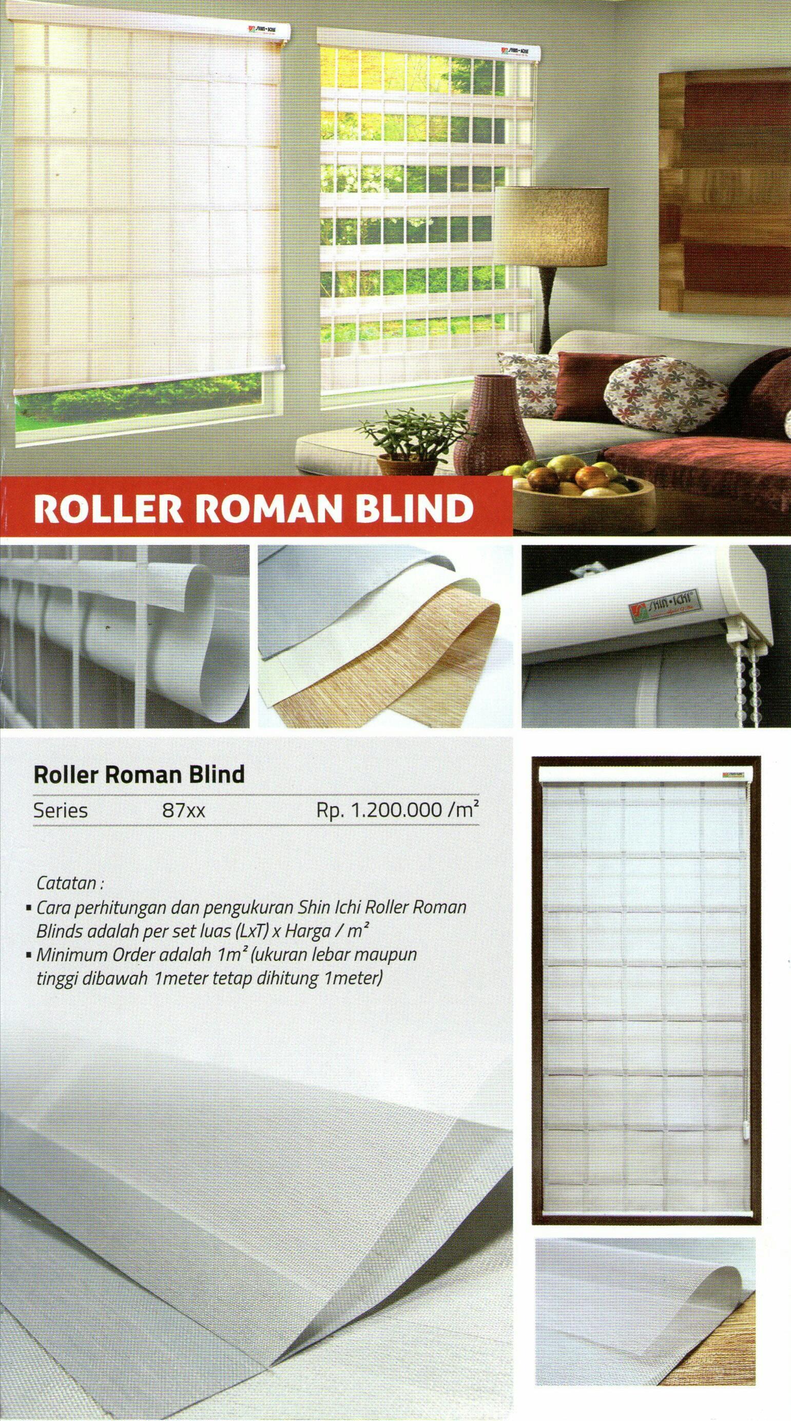roller blind jakarta barat venus blinds interior blinds