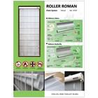 ROLLER ROMAN BLIND 4