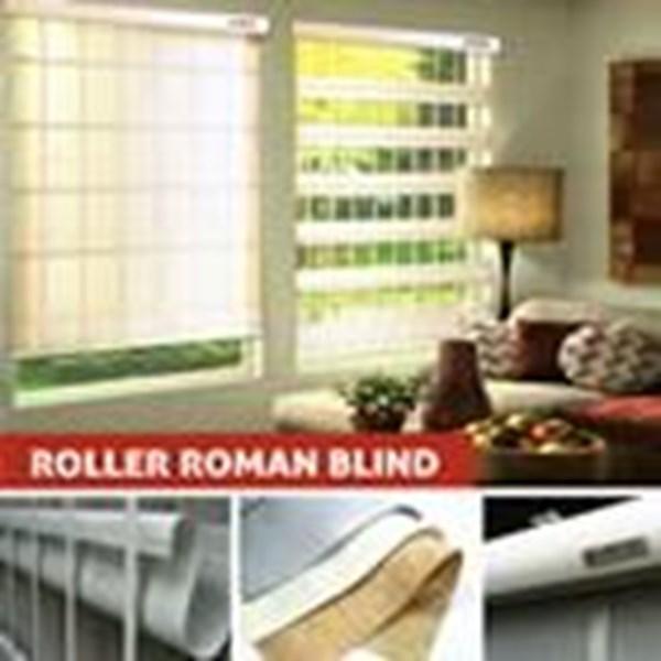 ROLLER ROMAN BLIND