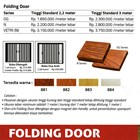 FOLDING DOOR PVC SHINICHI 2