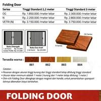 Jual FOLDING DOOR 2